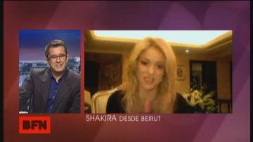 """Así hablaba Shakira en 2011 sobre su lugar de residencia: """"Estoy viviendo en Barcelona"""""""