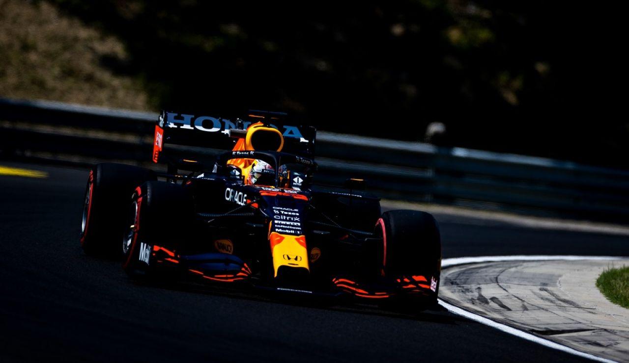 Max Verstappen era el más rápido en la FP1