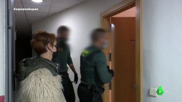 Equipo de Investigación, testigo de la detención al hijo de una inquilina morosa que estaba en búsqueda y captura