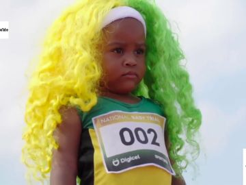 Bebés jamaicanos