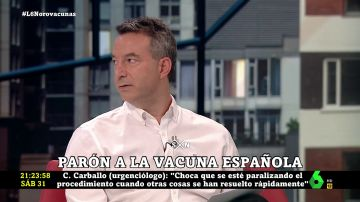 Carballo muestra su gran cabreo con la Agencia Española del Medicamento