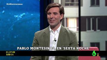 Pablo Montesinos en laSexta Noche