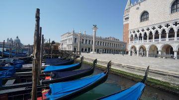 Venecia dice adiós a los cruceros