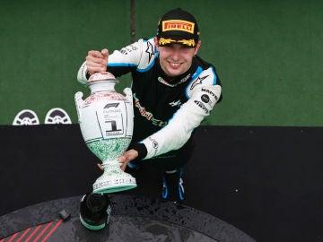 Esteban Ocon, ganador del GP de Hungría