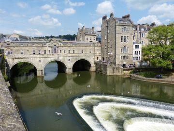 Bath. Reino Unido