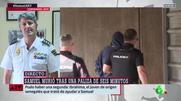 Los agresores de Samuel quedaron una hora y media después del crimen