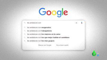 ¿Cómo son los andaluces, catalanes y murcianos? Esto es lo que dice el buscador de Google