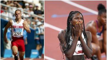 """El lamentable comentario sexista a una atleta que sufre de hiperandrogenismo: Me gustaría pedir una prueba a fondo para saber que es una mujer"""""""