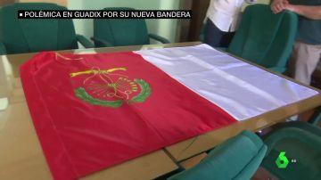 polemica bandera Guadix