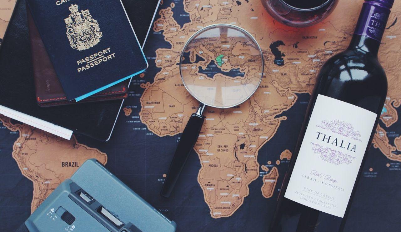 Organiza tu viaje