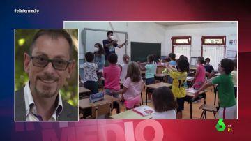 """La explicación de un director de colegio sobre por qué la pandemia ha mejorado la calidad de la educación"""""""