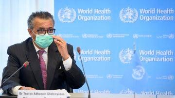 La OMS pide una moratoria mundial de la tercera dosis de la vacuna contra el COVID-19