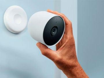 Google trae sus nuevas Nest Cam y Nest Doorbell con batería a España