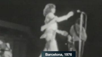 Concierto de los Rolling Stones en España en 1976