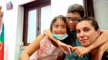 La madre de Kristian y Amantia se reúne con sus hijos tras más de 8 meses de desaparición