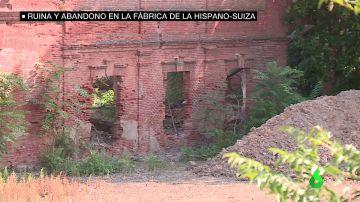 fábrica Hispano Suiza