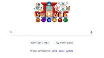 NO PUBLICAR   El homenaje a los Juegos Paralímpicos de Tokio que podrás descubrir en la portada de Google