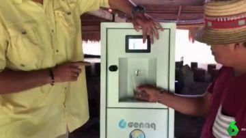 La empresa cordobesa 'Genaq' cumple con una labor solidaria al tiempo que es respetuosa con el medioambiente.