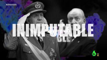 """""""Un auténtico rey siempre reinará"""": el divertido rap del rey Juan Carlos en El Intermedio"""