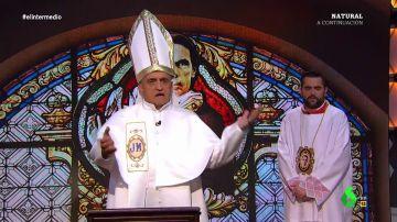 El 'monaguillo Mateo' y el 'papa Wyoming' analizan las críticas de Aznar a las restricciones