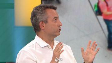 """César Carballo lanza un tajante mensaje para evitar """"un sistema sanitario sobrecargado"""" por el coronavirus"""