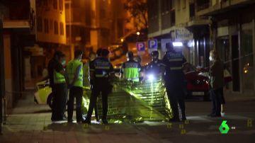Un tiroteo en Salamanca deja un hombre muerto y una mujer herida de gravedad
