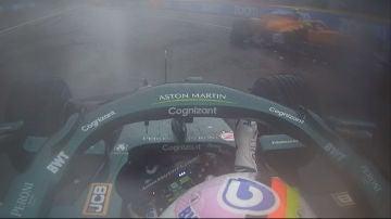 Vettel se interesa por Norris