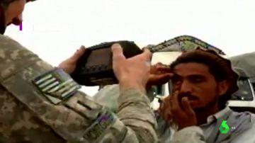 Estados Unidos registró durante años datos biométricos de la mayor parte de la población afgana