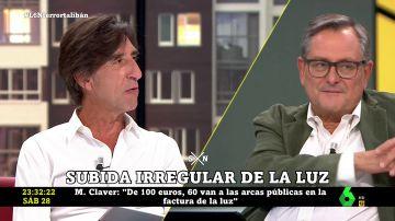 """Esto piensa Benjamín Prado sobre los """"directivos de las grandes eléctricas"""""""