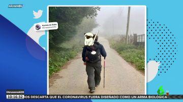 Los mejores memes del Camino de Santiago de Martínez-Almeida