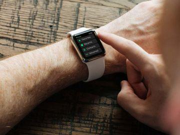Uso de Apple Watch