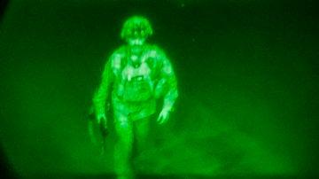 Imagen del general de División Chris Donahue, comandante del Cuerpo Aerotransportado del Ejército de EEUU