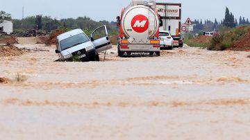 El Centro de Coordinación de Emergencias ha actualizado la Emergencia a Situación 1 por inundaciones en Vinaroz..