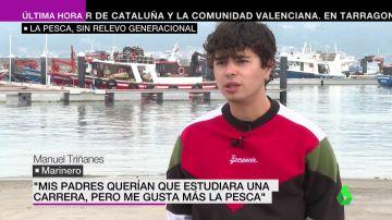 se buscan pescadores jovenes
