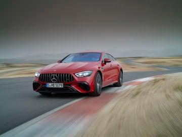 Mercedes-AMG GT 63 S E-Performance