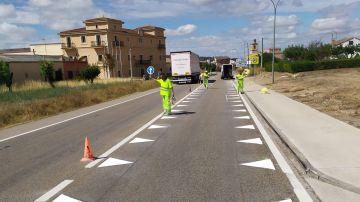 ¿Qué son los 'dientes de dragón' en las carreteras españolas? ¿Son nuevos? ¿Dónde podemos encontrarlos y para qué se usan?
