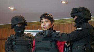 Matusalen M.A., autor confeso del brutal asesinato machista en La Paz, Bolivia
