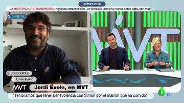 Jordi Évole avanza que entrevistará a un personaje importante en Lo de Évole