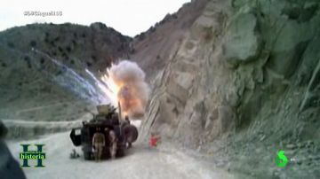 Esta era la realidad de los soldados españoles en Afganistán
