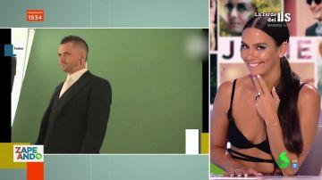 Dabiz Muñoz protagoniza la revista Forbes y esta es la efusiva reacción de Cristina Pedroche
