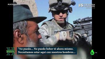 'No te pases al enemigo' y otros momentos esperpénticos de los soldados y policías afganos