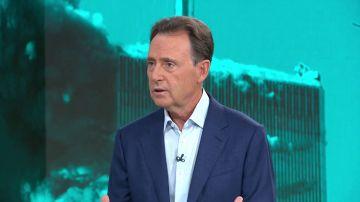 """Matías Prats confiesa cuál fue el momento más duro de su retransmisión en directo del 11S: """"Esa torre se estaba desangrando"""""""