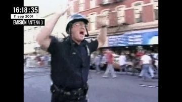El vídeo de los ciudadanos corriendo bajo el humo tras los choques contra las Torres Gemelas el 11S