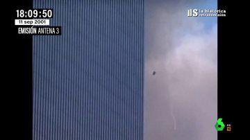 Las imágenes más terribles del 11S: desde personas pidiendo auxilio en las ventanas hasta tirándose al vacío