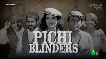 'Pichi Blinders', el clan más poderoso de Madrid que está en plena guerra por el PP: de Ayuso 'Lady Freedom' a  Almeida 'Little Mayor'