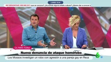 """El contundente mensaje de Iñaki López contra """"los intolerantes"""": """"Les invito a entrar en el siglo XXI"""""""