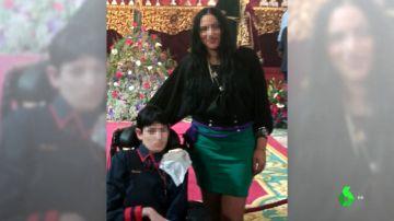 Imagen del menor desaparecido el pasado domingo en Morón de la Frontera junto a su madre