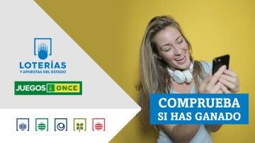 Comprobar Primitiva, Lotería Nacional, Bonoloto, Cupón de la ONCE, Triplex y Super ONCE | Resultados del jueves 16 de septiembre