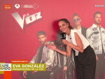 ¿Cómo será Pablo Alborán en La Voz? Eva González desgrana algunos detalles de la nueva edición