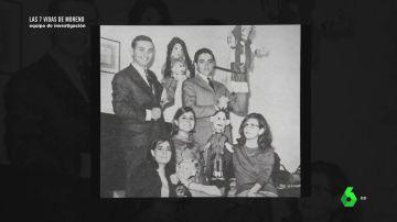 Imagen de la familia de José Luis Moreno
